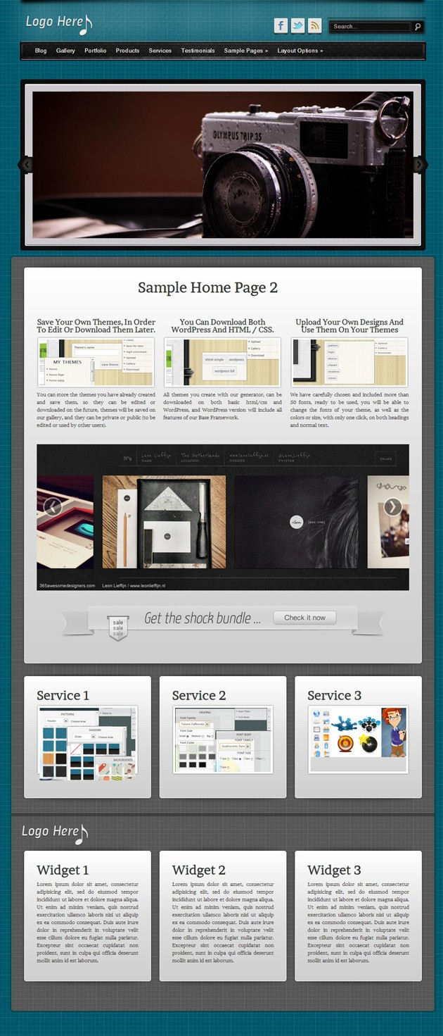 clean-architecture-wp-theme