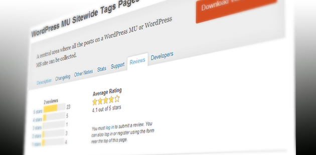 how to make your tags not show on wordpress