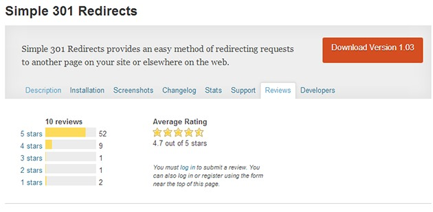 301-redirects-plugin